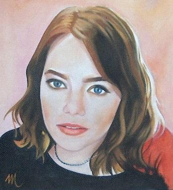 Emma Stone by mario